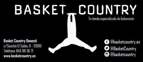 tienda basket country donostia